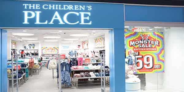 The Childrenaposs Place shop front in lippo mall puri st. moritz