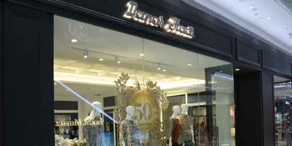 Danar Hadi shop front in lippo mall puri st. moritz 9dac1d59b6