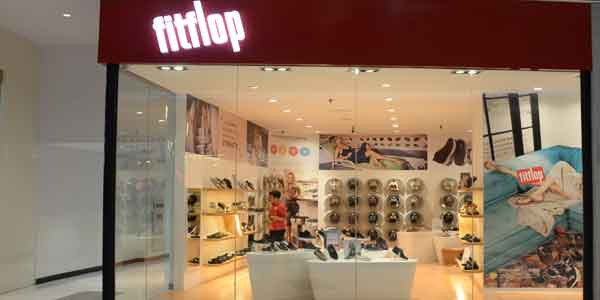 97fafdb39221 Fitflop shop front in lippo mall puri st. moritz