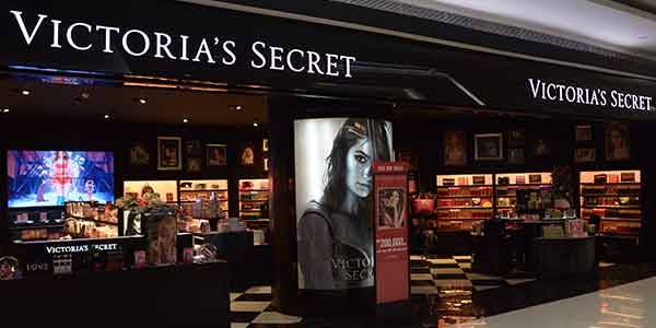 Victoriaaposs Secret shop front in lippo mall puri st. moritz