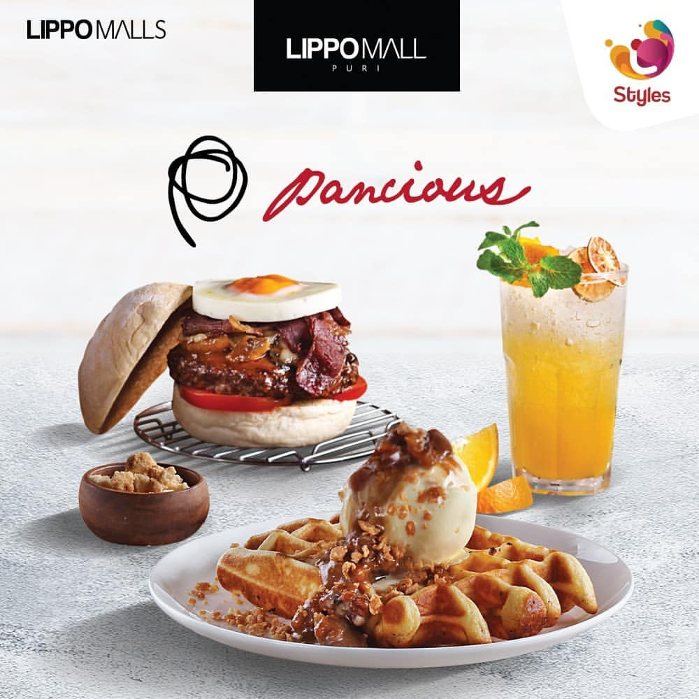 Pancious Now Open in lippo mall puri st. moritz
